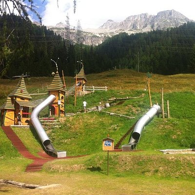 Parco giochi Cioss Prato (Val Bedretto)