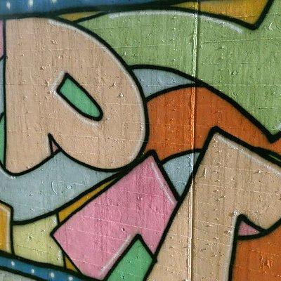 Fußgängerunterführung Graffiti