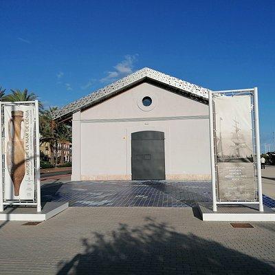 El museo de mar.