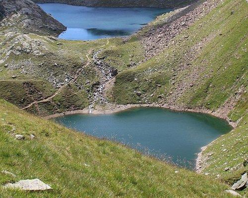 Lago Lungo dientro lago Verde