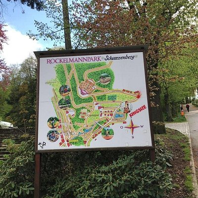 Mestský park - Rockelmann Park