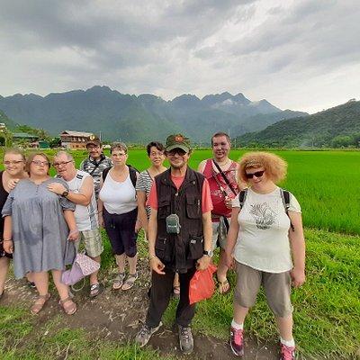 Dong Du Valley Vỉew