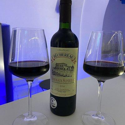 selezione di vini francesi e locali