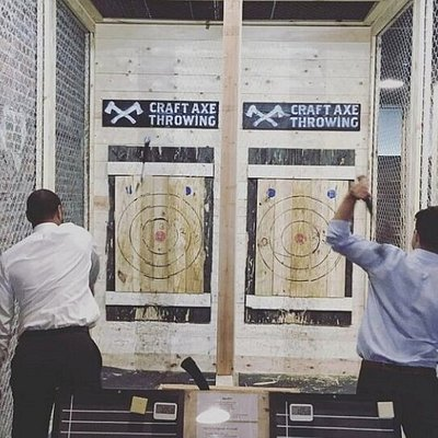 Craft Axe Throwing