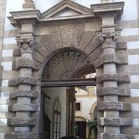 Palazzo Castrone - Santa Ninfa - Palermo.