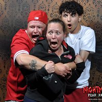 Nightmares Fear Factory FEAR Pic