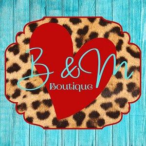 B&M Boutique Logo