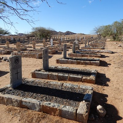 Aus Military Cemetery
