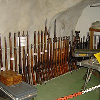 Museo Forte Mondascia à Biasca (Ticino)