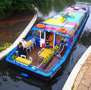 The Electric Barge: Paddington to Camden