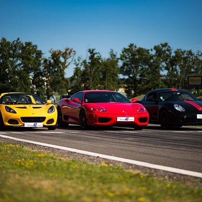 Porsche / Lotus / Ferrari
