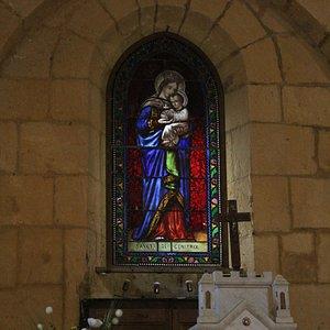 Église de Sireuil | Les Eyzies-de-Tayac-Sireuil, Périgord, Dordogne, France