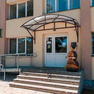 Tourism information centre