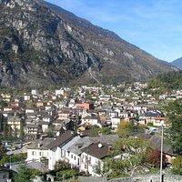 Biasca - Ufficio turistico - Casa Cavalier Pellanda (Valle Leventina - Ticino)