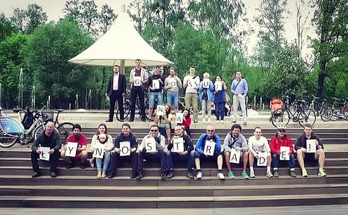 Akcja promocyjna Łynostrady