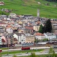 Info Point Leventina à Airolo (Valle Leventina - Ticino)