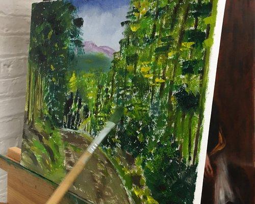 Paint like Konstantinos Korovin