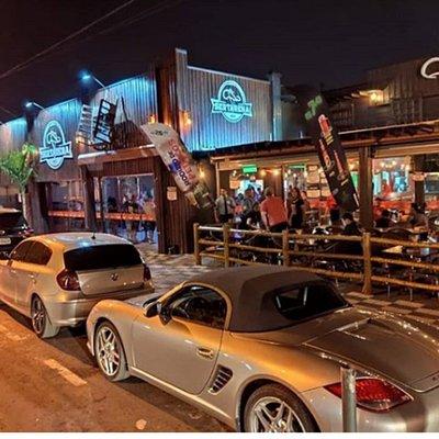 O melhor bar da cidade.