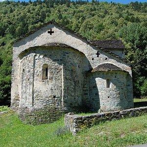 Acquarossa-Corzoneso - Oratorio di san Remigio (Val Blenio - Ticino)