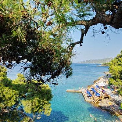 Tirkiz beach bar