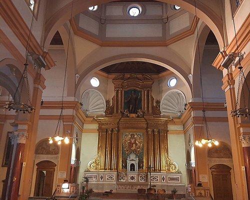 Parroquia Sant Joan Vilassar de Mar