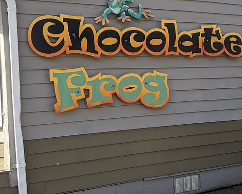 An awesome store for delicious chocolates and treats as well as souvenirs. The staff is great.