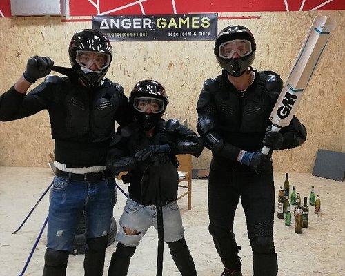 Anger Games Torino