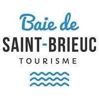 Logo office de tourisme Baie de Saint-Brieuc