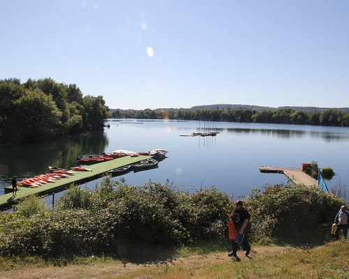 Our new exclusive lake at Mercers Country Park