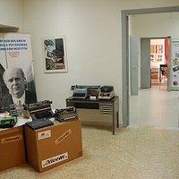 Museo Dinamico della Tecnologia Adriano Olivetti