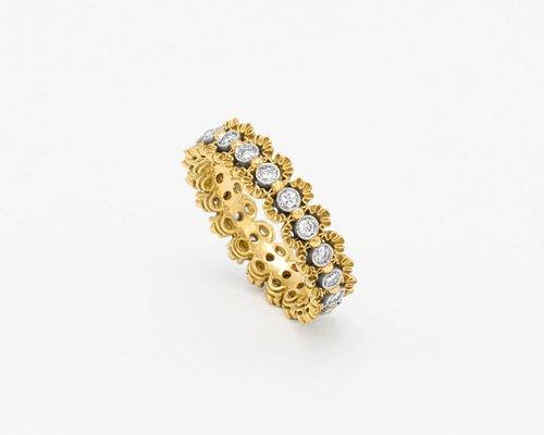 Anelli fidanzamento , www.massaiorafi.com, anello in oro e diamanti