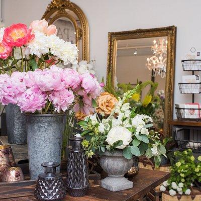 The bouquet bar