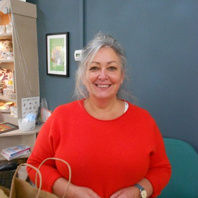 Wonderful Welcome From Shop Owner Kathryn Fairs