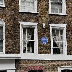 Joseph Conrad Blue Plaque