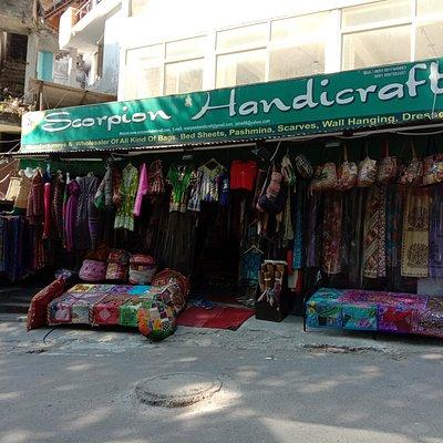 Scorpion Handicraft , Tapovan, Rishikesh, India