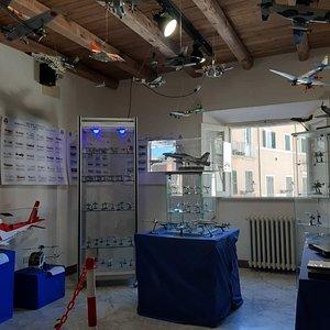 Sala aeromodellismo