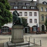 Pomník Robert Schumann-Denkmal