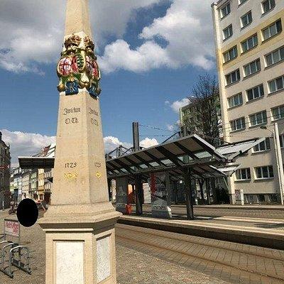 Pomník Alte Postmeilensäule