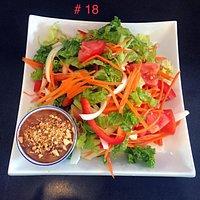 #18 Thaidal Zone Salad
