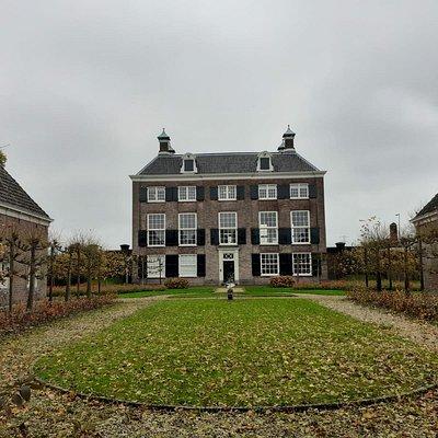 Museumhuis Gemeenlandshuis Amsterdam