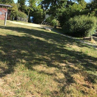 Detské ihrisko Kinderspielplatz bei Pestalozzischschule