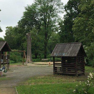 Detské ihrisko Spielplatz Rosenwiese