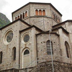 Chiesa di S.carlo Borromeo à Biasca (Leventina - Ticino)