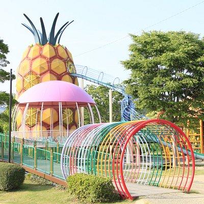 大型遊具 / Large playground