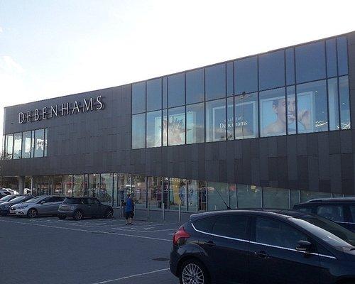 Debenham's on Roaring Meg Retail Park, Stevenage