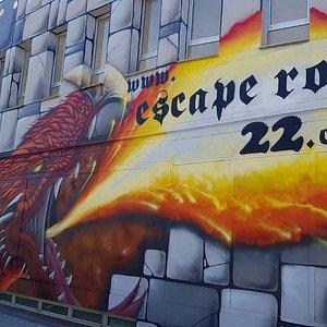 #escaperoom22 #escape #escapedeldragon #torrejondeardoz #madrid