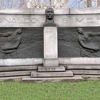 Monumento a Rinaldo Simen (Bellinzona - Ticino)