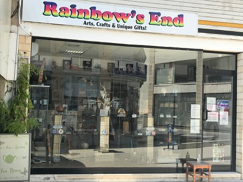 We moved to a new shop at the beginning of 2020.  It is a smaller premises, but we are well stocked with a fantastic choice of unique gifts for everyone and every budget.