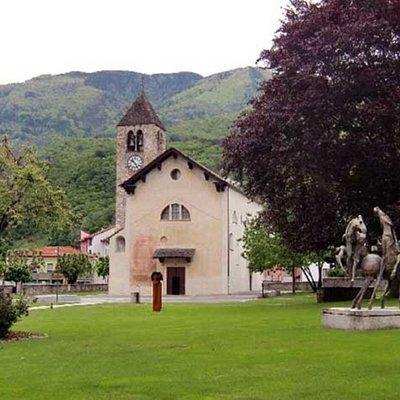 Chiesa di Santa Maria Assunta à Giubiasco (Ticino)