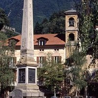 Obelisco à Bellinzone (Ticino)